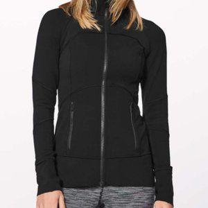 Lululemon Contour Jacket Black Size 8